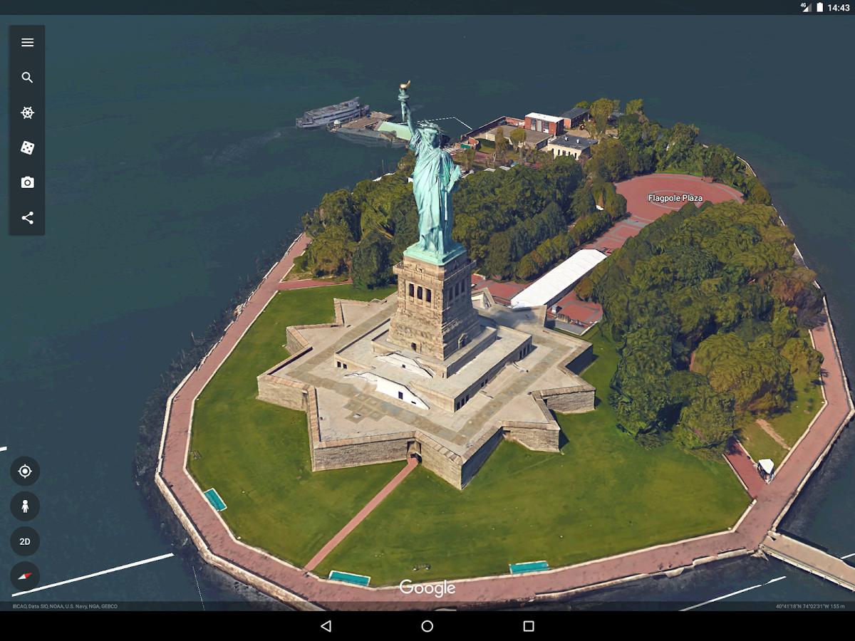 android icin google earth programi google earth apk kursat ozcan