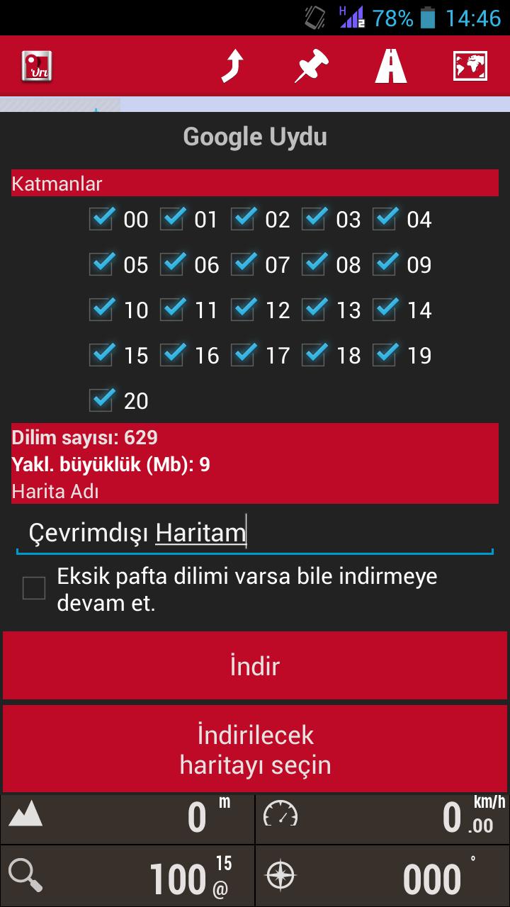 OruxMaps Offline Harita Oluştur-2